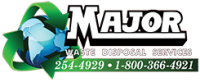 Major Waste Disposal Services